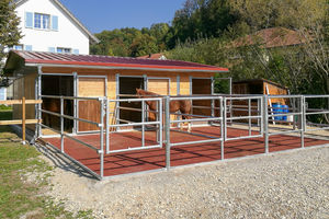 Privatstall Seubert, Hemmental (SH)
